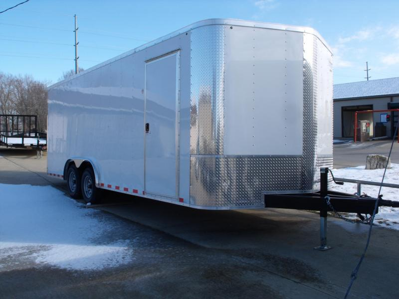 2019 Arising 8.5X20 10400 GVWR Enclosed Cargo Trailer