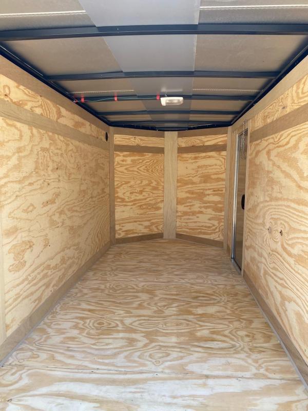 2021 Cynergy Cargo 5x10 Enclosed Cargo Trailer