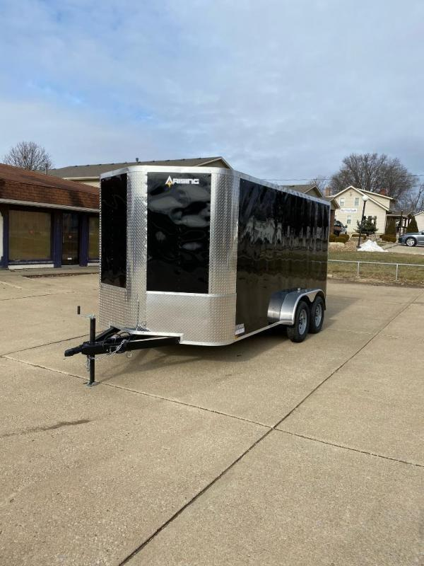 2021 Arising 7X14 Enclosed Cargo Trailer