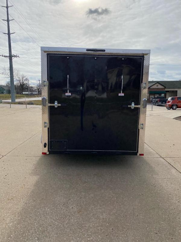2021 Arising 7X14 Enclosed Cargo Trailer