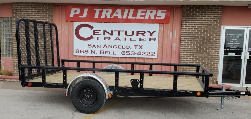 2021 PJ Trailers ula1852csrk+030362 Utility Trailer