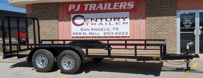 2020 PJ Trailers ek21632esgk Utility Trailer