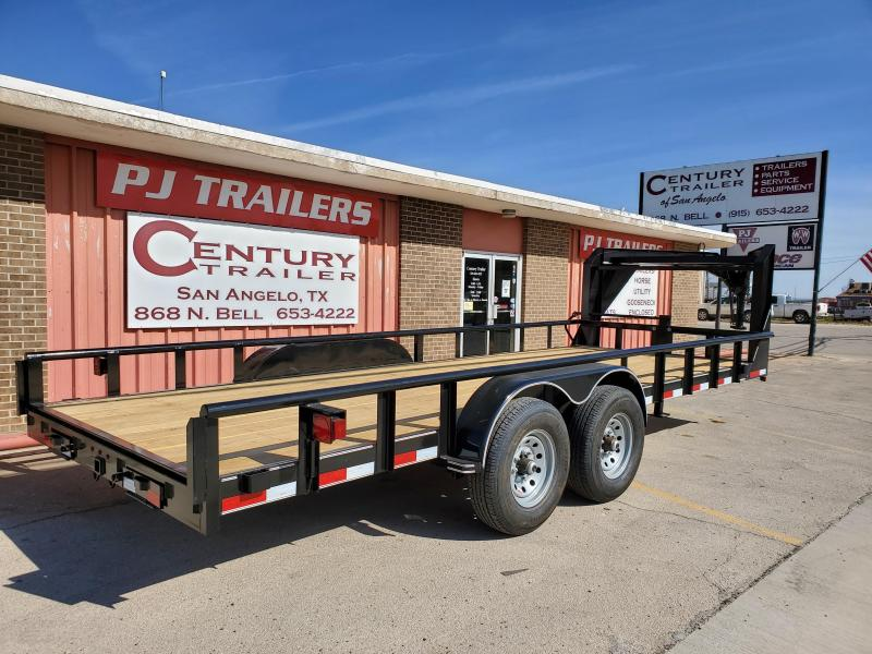 2021 Performance Trailers GN202 Utility Trailer