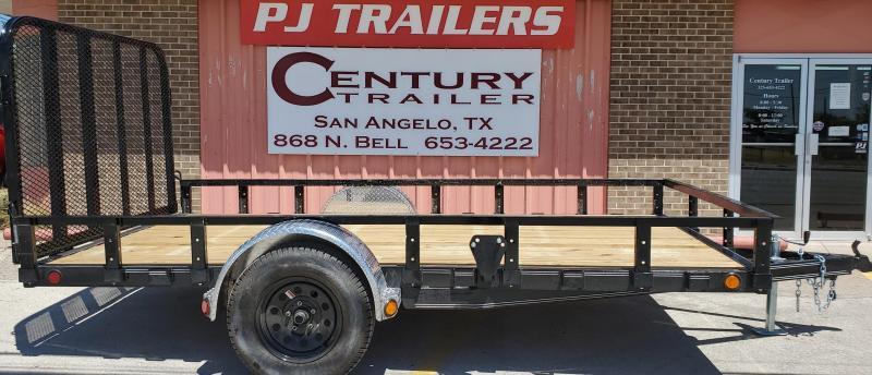 2020 PJ Trailers u821231dsgkv Utility Trailer