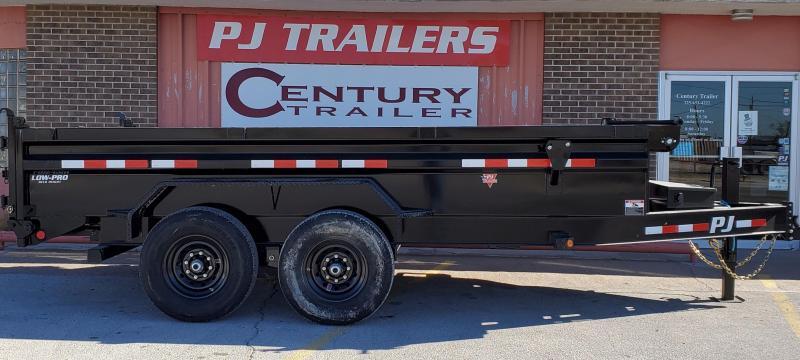 2021 PJ Trailers dla1472bsskt Dump Trailer