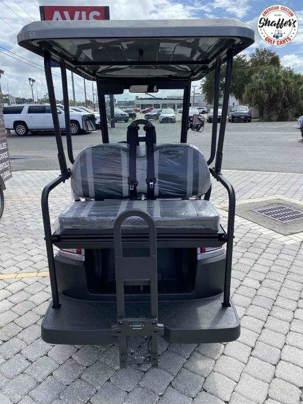 2021 Bintelli Beyond Titanium 4pr LSV Golf Cart