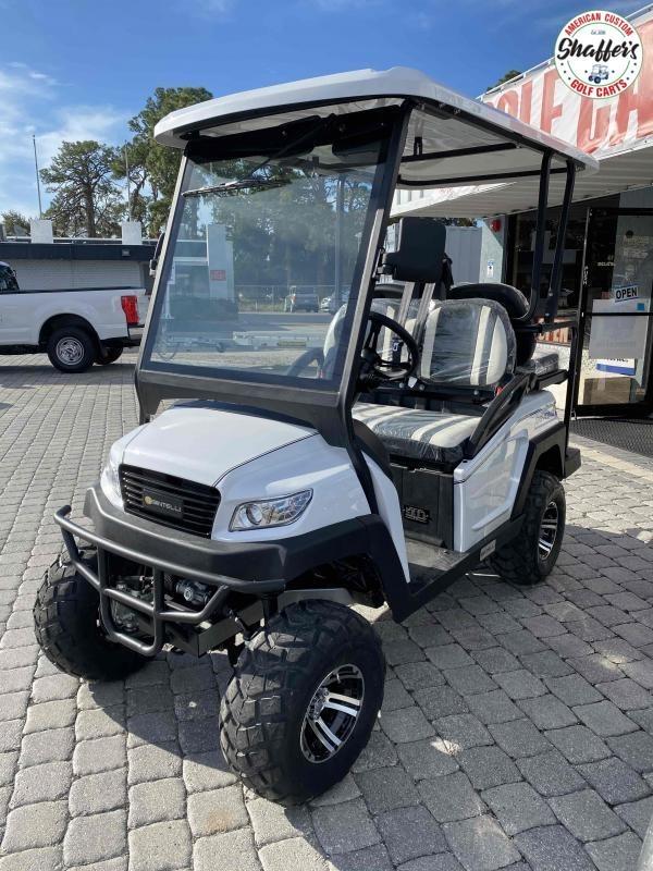 2021 Bintelli Beyond 4pr LIFTED Golf Cart