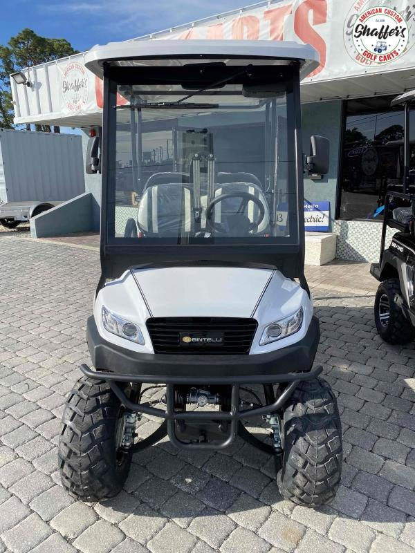 2021 Bintelli Beyond 4pr LIFTED Golf Cart