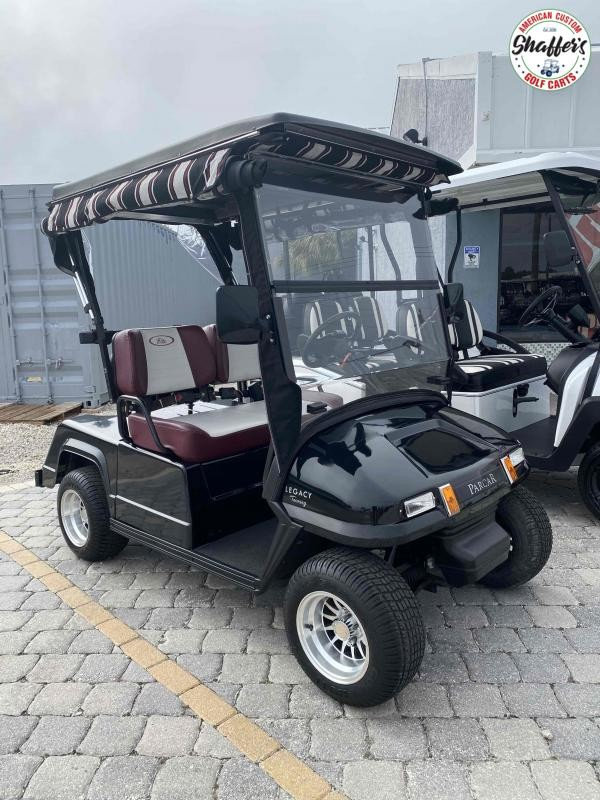 2019 Par Car Legacy Touring Factory Demo Golf Cart