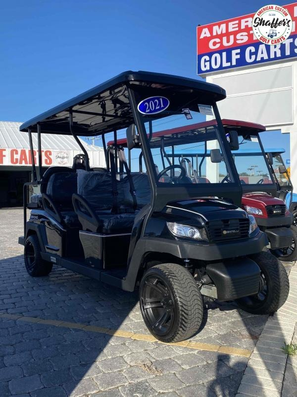2021 Bintelli Beyond Black 6pr Golf Cart