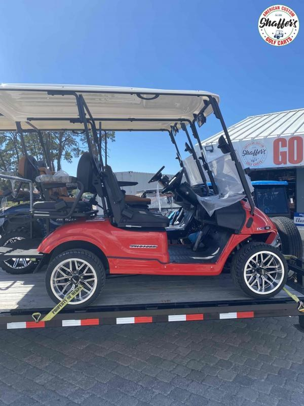 2021 PILOT CAR PC2+2 4 Passenger Street Ready Golf Cart Golf Cart