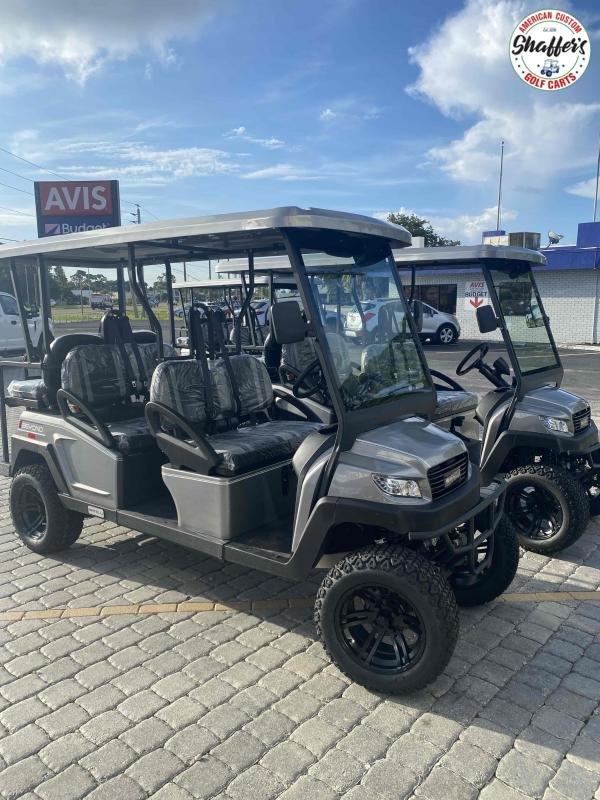 2021 Bintelli Beyond TITANIUM LIFTED 6pr Golf Cart