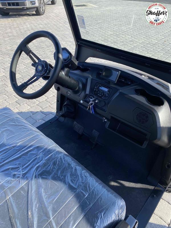 2021 CUSTOM Bintelli Beyond 4pr LIFTED Golf Cart