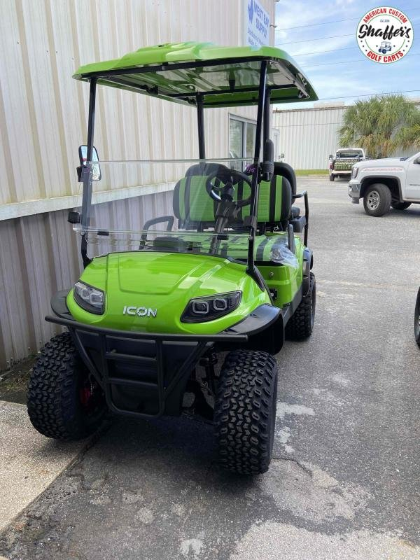 2021 ICON i40L Lifted Golf Cart