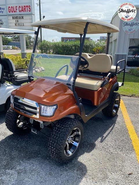 2018 Custom Lifted Club Car Precedent Golf Cart