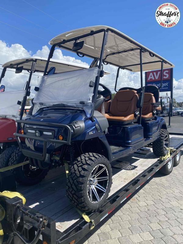 2021 PILOT CAR PC4 LIFTED 6 Passenger Street Ready Golf Cart Golf Cart
