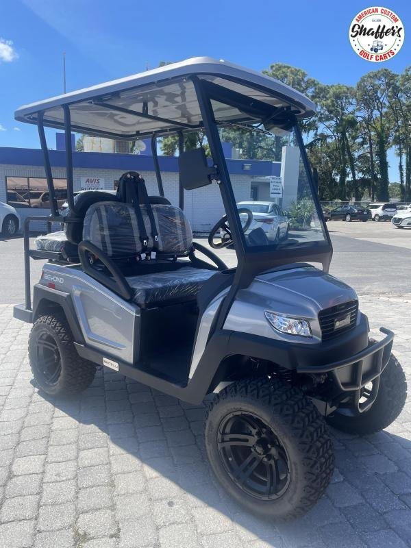 2021 Bintelli Beyond TITANIUM 4pr LIFTED Golf Cart