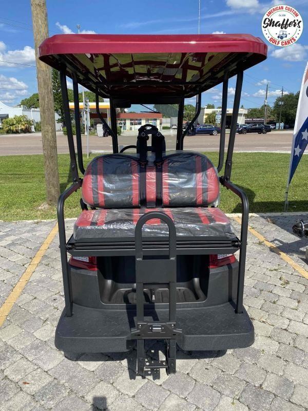 2021 CUSTOM Bintelli Beyond 6 person Golf Cart