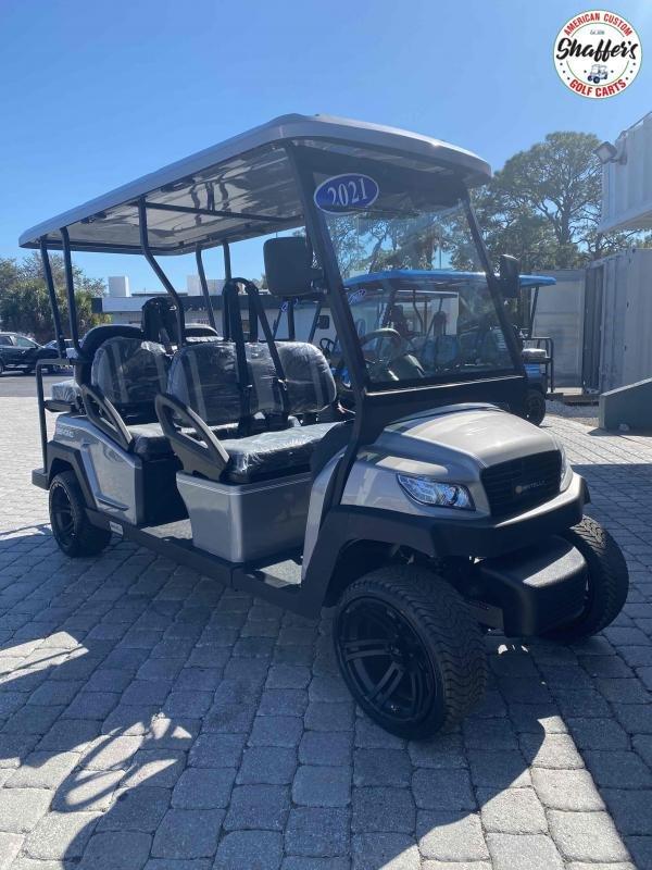 2021 Bintelli Beyond Titanium 6pr LSV Golf Cart
