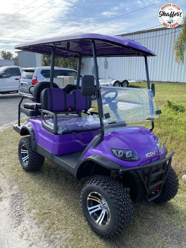 2020 ICON i40L Lifted Golf Cart