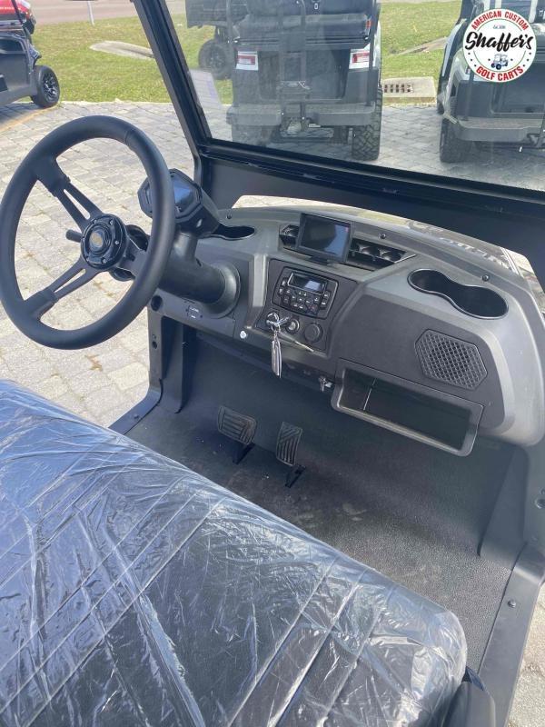 2021 Bintelli Beyond BLACK LIFTED 6pr Golf Cart