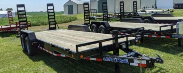 "Load Trail 83"" x 20' Car Hauler"