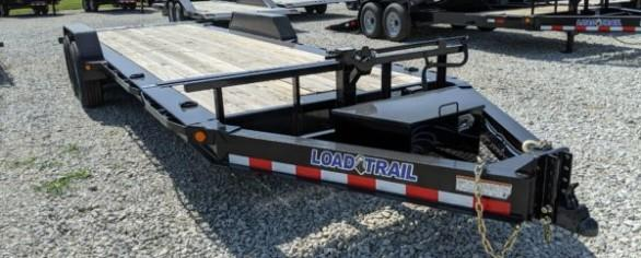 "Load Trail 83"" x 22' Tilt-N-Go Trailer"