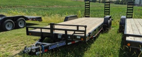 "Load Trail 83"" x 22' Car Hauler"