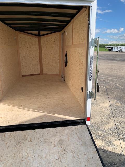 2022 US Cargo 6X12 Enclosed Cargo Trailer