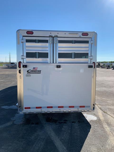 2022 Cimarron Trailers WinStar Livestock Trailer