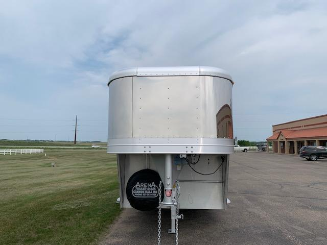 2003 Exiss Trailers 4 Horse Horse Trailer