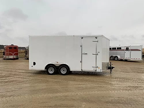 US Cargo 2020 8.5x16 7K Enclosed Cargo Trailer