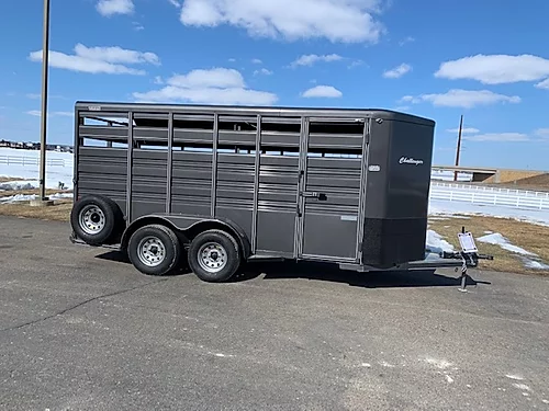 2020 Titan Trailers Stock BP Trailer