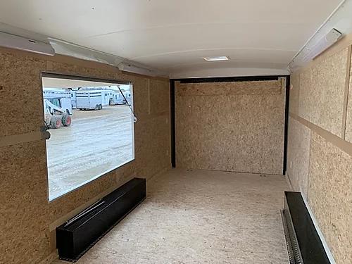 US Cargo 2020 8.5x24 10K Enclosed Concession Trailer