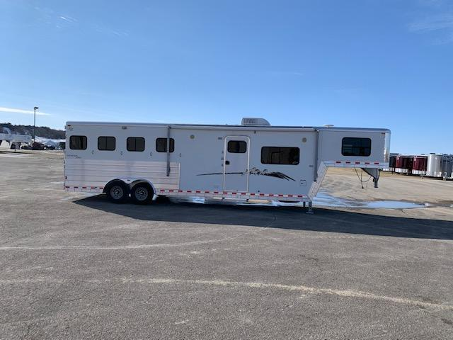 2006 Kiefer Built 4H LQ Horse Trailer