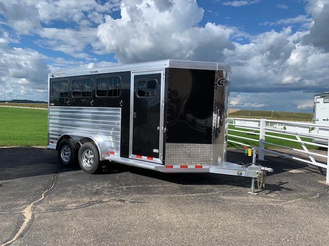 2022 Cimarron Trailers NS3B Horse Trailer