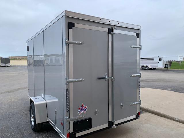 2022 US Cargo 6x12' Enclosed Cargo Trailer