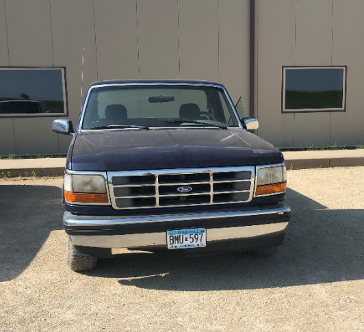 1994 Ford F150 Truck