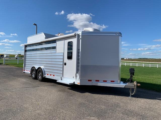 2019 4-Star Trailers Stock Combo Livestock Trailer