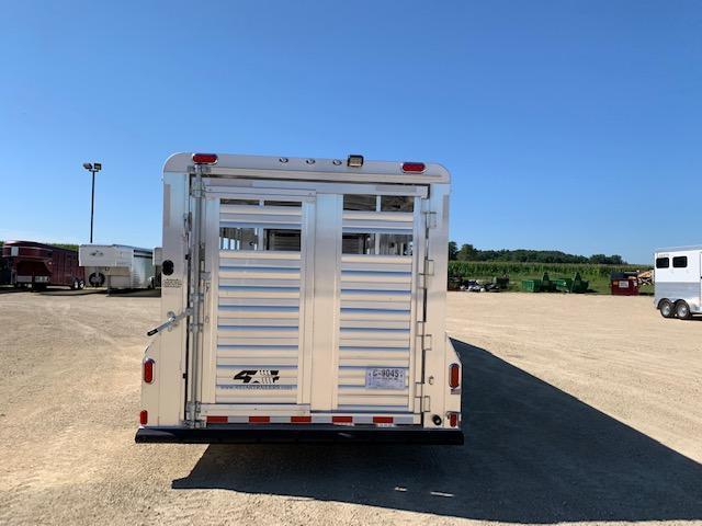 2021 4-Star Trailers 4SGS247 Horse Trailer