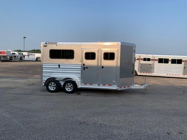 Cimarron 2020 2H BP Horse Trailer