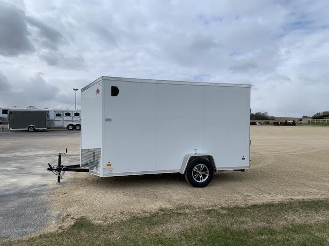 2022 US Cargo 6x12' Enclosed Cargo Trailer