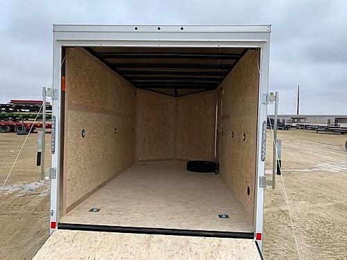 US Cargo 2020 7x14 7K Enclosed Cargo Trailer