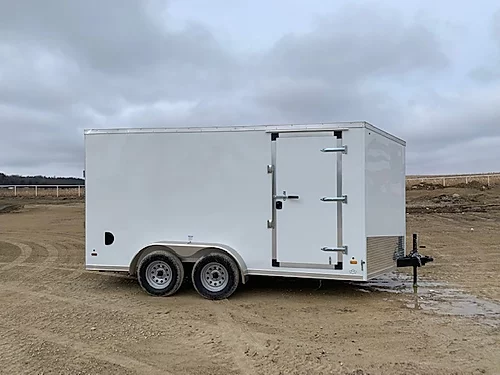 US Cargo 2020 7x14 7K Enclosed Cargo Trailer