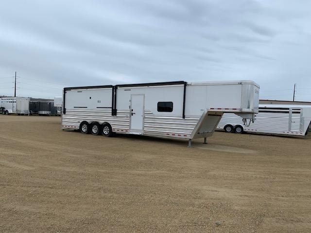 2016 Cimarron Trailers 30' Cargo Trailer Enclosed Cargo Trailer
