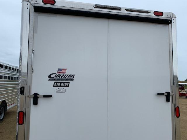 Cimarron 2016 Trailers 30' Cargo Trailer Enclosed Cargo Trailer
