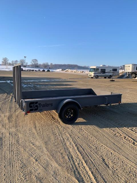 S&S Manufacturing 2022 BP Utility Trailer