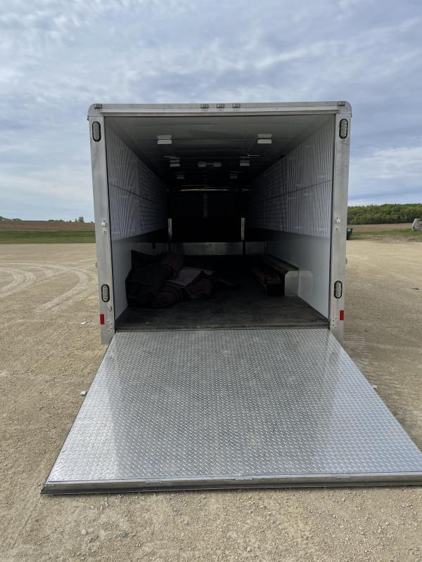 2015 Sundowner Trailers 0415 Enclosed Cargo Trailer