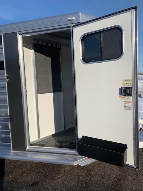 2021 Cimarron Trailers 3H St/Combo Livestock Trailer