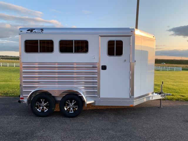 4-Star 2020 2H BP Horse Trailer